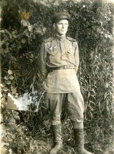 Жестков Александр. Фото 02.09.1944 г.