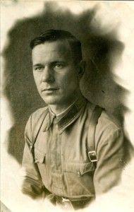 Жестков А. Н. в 1942 году