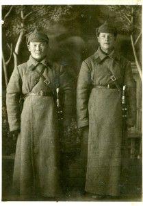 Лебедев А.И.,  справа